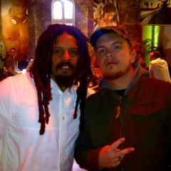 Bob Marley's zoon steunt Fundashon F.E.L.I.S.Bob Marley's zoon steunt Fundashon F.E.L.I.S.