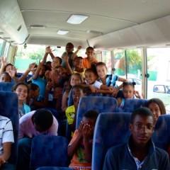 Persbericht: Kinderen van Stichting F.E.L.I.S. bezoeken FOL basisPersbericht: Kinderen van Stichting F.E.L.I.S. bezoeken FOL basis