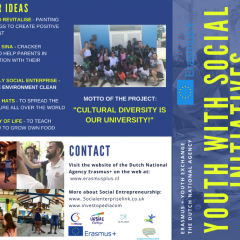 Youth with social initiatives