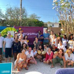 Erasmus+ 'Stand Together' Jongerenuitwisseling op Curacao