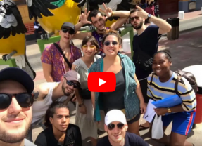 "Erasmus+ Youth Exchange ""Crossing Cultures"" in Curacao"